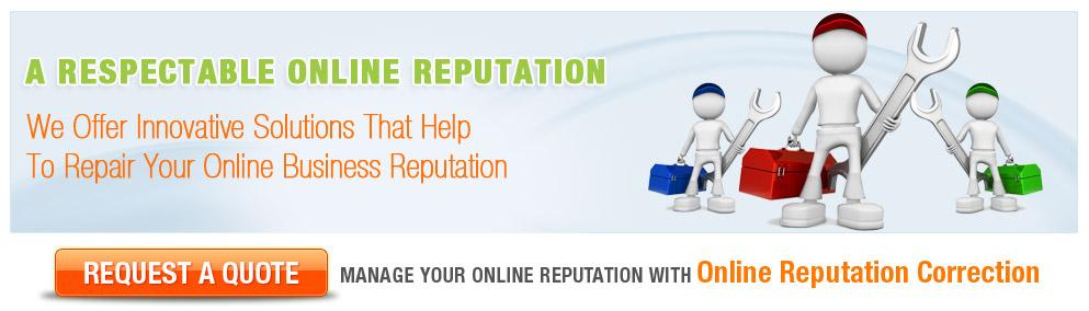 cheap online reputation repair